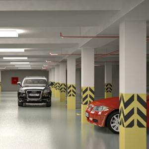 Автостоянки, паркинги Никеля