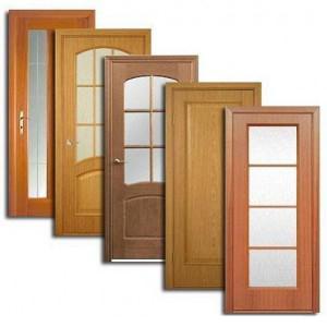 Двери, дверные блоки Никеля
