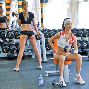 Фитнес-клубы Никеля
