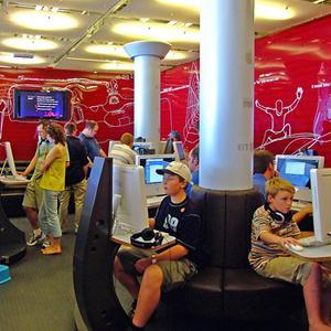 Интернет-кафе Никеля