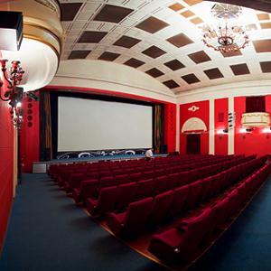 Кинотеатры Никеля