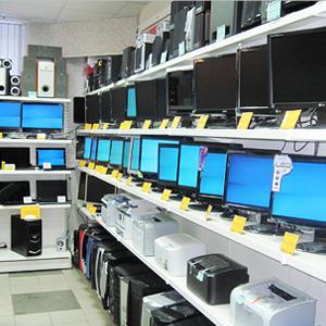 Компьютерные магазины Никеля