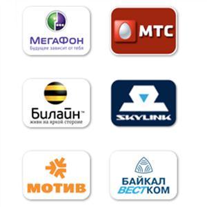 Операторы сотовой связи Никеля
