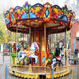 Парки культуры и отдыха Никеля