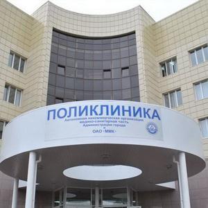 Поликлиники Никеля