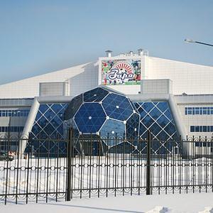 Спортивные комплексы Никеля