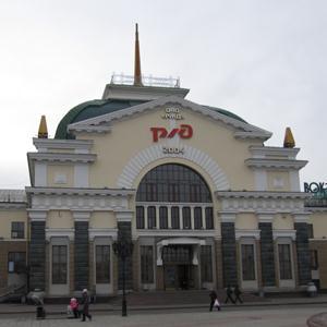 Железнодорожные вокзалы Никеля